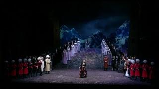 видео Конкурс оперных певцов Галины Вишневской открылся в Москве