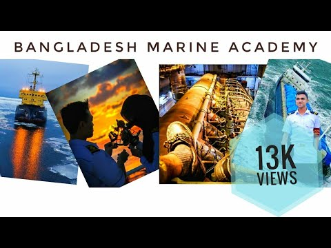 Bangladesh Marine Academy || All in and out within 7 minutes || বাংলাদেশ মেরিন একাডেমী।।