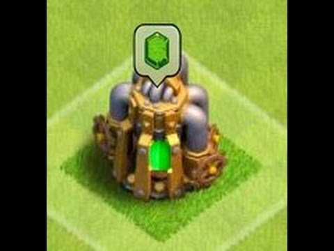 Clash Of Clans-GEMS COLLECTOR NEW UPDATES !-BEST LOOTING ATTACK FOR TH8 DRAGONS
