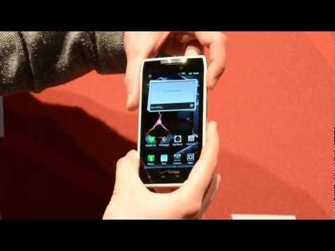 Взгляд на смартфоны Motorola RAZR, RAZR MAXX и DROID 4 от Droider.ru