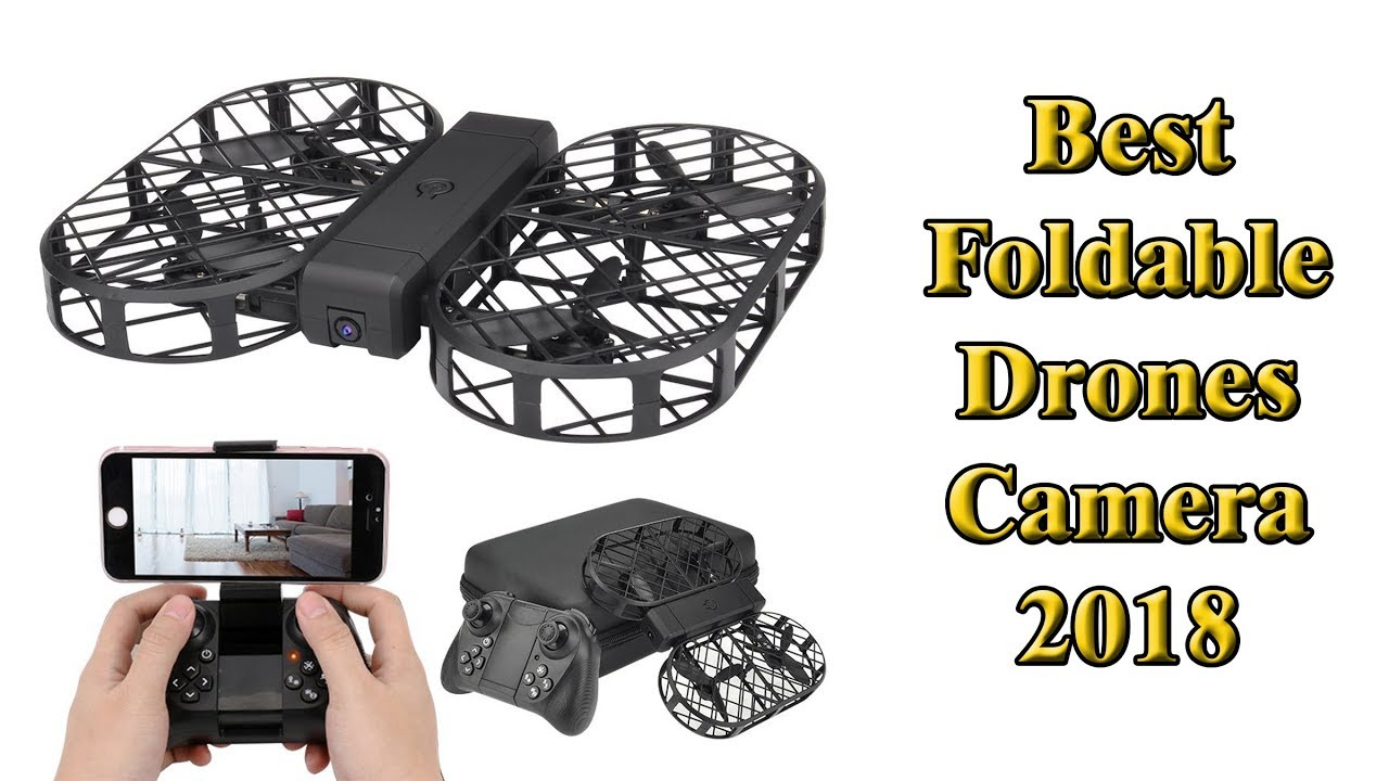 5 Cool Foldable Drone Camera Invention Ideas You Can Buy Right Now