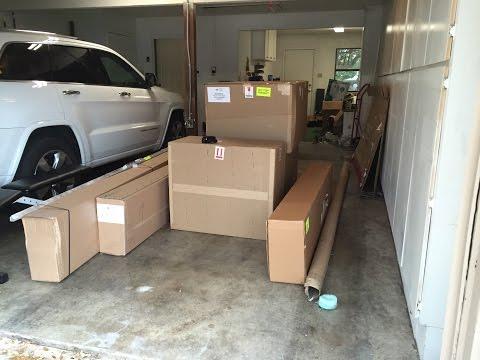 Sonex Full Kit Arrives! Part 1 of 2