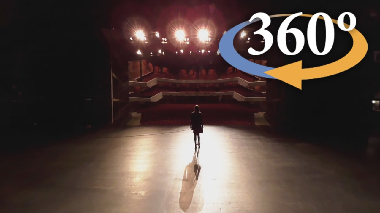 Centre Stage at Core Entertainment (360 Video)