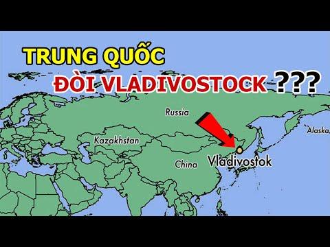 Trung Quốc Mất Vladivostok Vào Tay Nga Như Thế Nào?