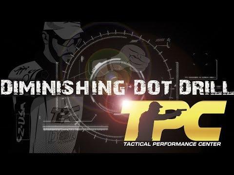 TPC - Diminishing Dot Drill