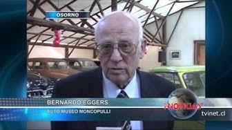 Auto museo Moncopulli de Osorno celebró 20 años