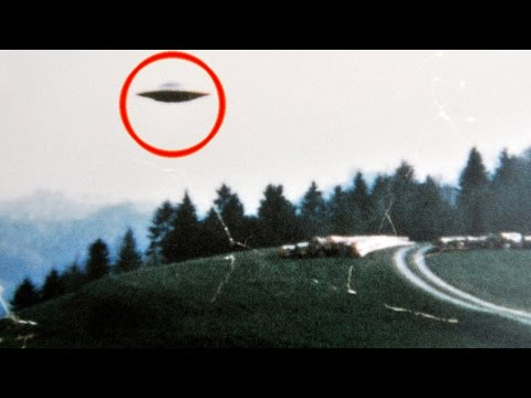 10 Interesting UFO Sightings In History || Pastimers