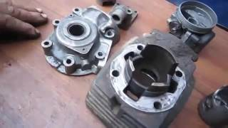 Revision moteur 103