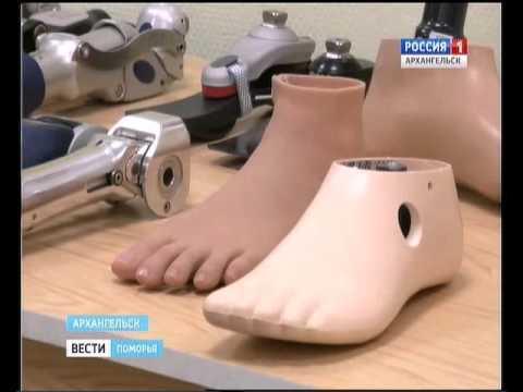 Владимир Булавин посетил протезно-ортопедическое предприятие Архангельска
