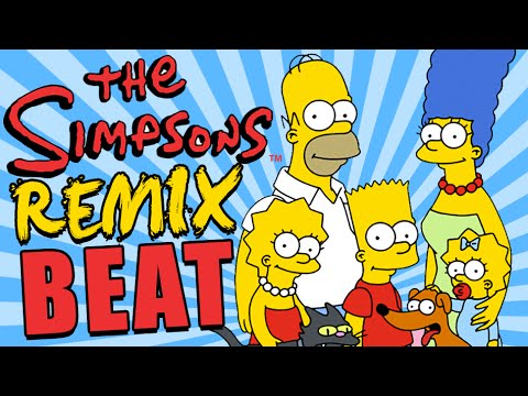 SIMPSONS THEME SONG REMIX [PROD. BY ATTIC STEIN]