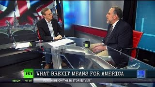 What Brexit Means For America