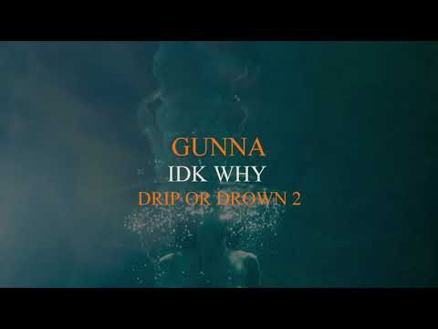 Gunna - IDK Why [Official Audio]