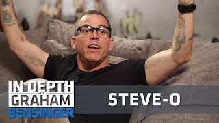 Steve-O: Vivid hallucinations, angelic interventions
