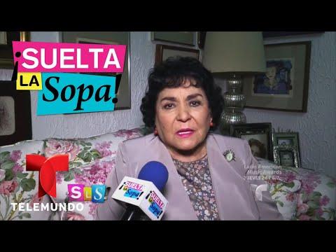 Carmen Salinas opinó sobre bofetada de Eduardo Yáñez a reportero | Suelta La Sopa | Entretenimiento