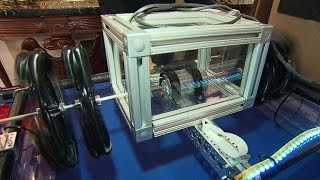Students show off inventions at White House science fair