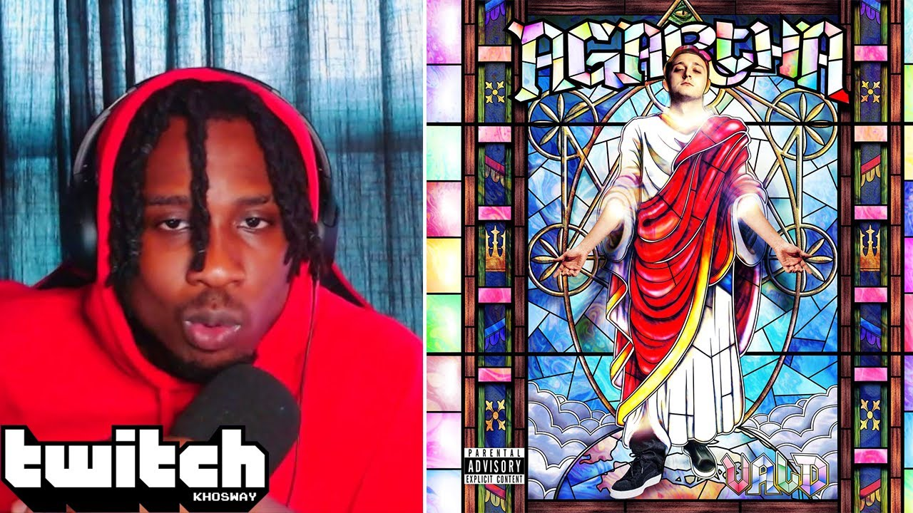 """Download VALD - """"AGARTHA"""" 1ère REACTION/REVIEW"""
