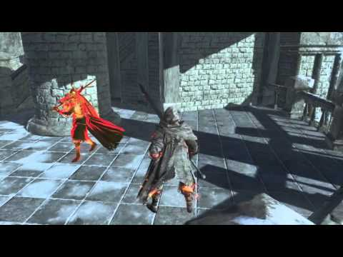 DARK SOULS III - Hide And Seek & Fist Fight Betrayal  