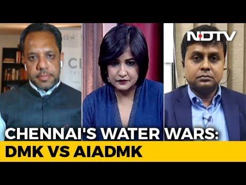 Chennai Goes Dry: Man-Made Crisis?