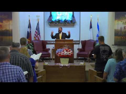 Sunday Evening Service 8-13-2017