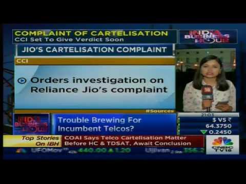 CCI deliberating Jio
