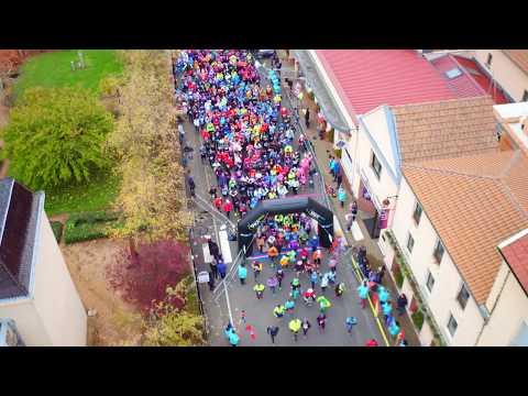 Retours en images sur l'édition 2017 du Marathon International du Beaujolais