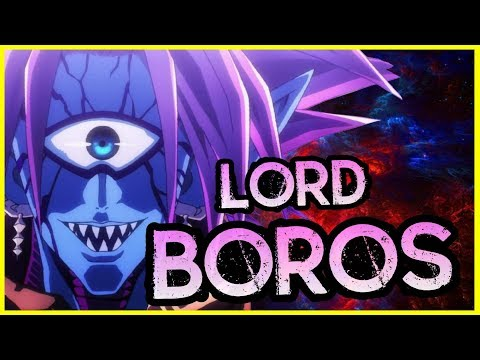 LORD BOROS - One Punch Man Discussion