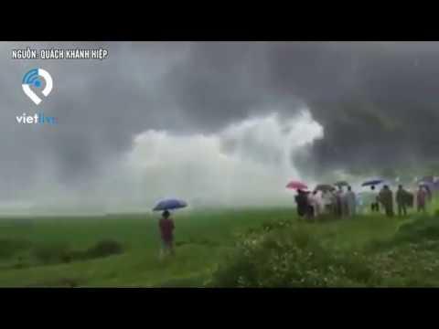 Súng đ̃ã nổ trong cuộc cưỡng chế ở An Khánh, mỏ than Khánh hoà Thái nguyên