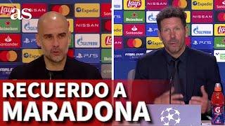 Se ha ido con él una parte del fútbol: los mensajes a Maradona de los nombres más ilustres