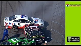 Eight-car wreck breaks out in New Hampshire thumbnail