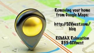 How to remove your home image from Google Maps Free HD Video