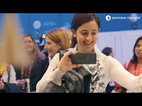 Take a peek into the Graphene Pavilion at Mobile World Congress 2018