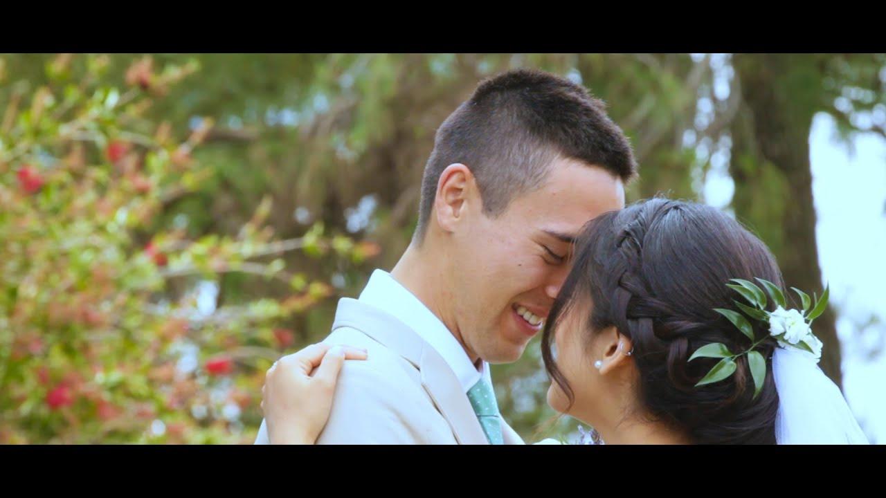 Orange County Wedding Videographer Kana And Jon S Aliso Viejo Country Club
