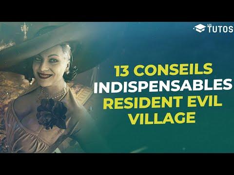 RESIDENT EVIL VILLAGE : 13 tips avant de débuter le jeu !