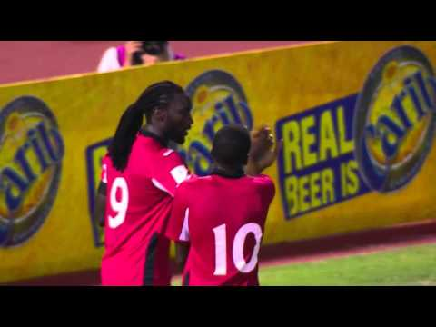 Game highlights - Trinidad and Tobago defeats St Vincent/Grenadines 6-0 in 2018 World Cup Qualifier