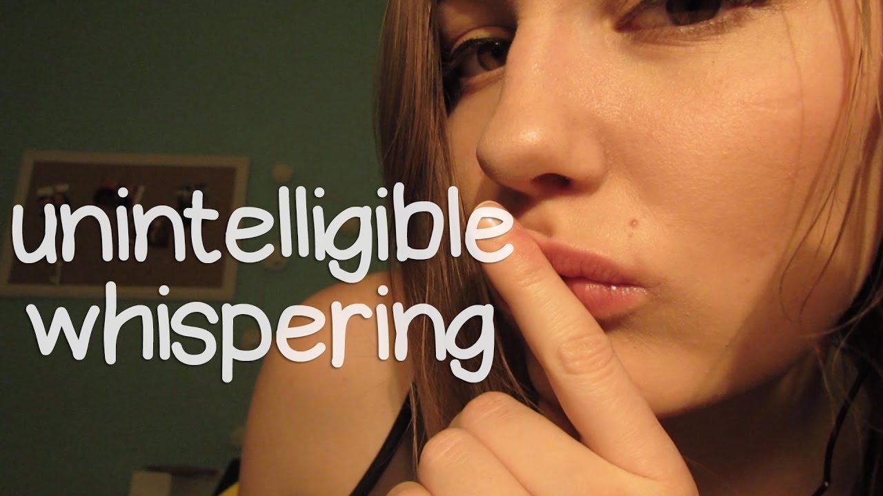 Whispering v