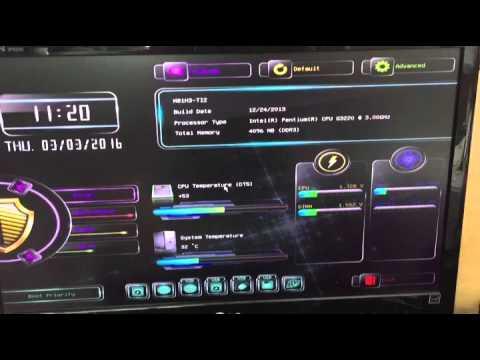 ECS H81H3-TI2 (V1.0) Drivers PC