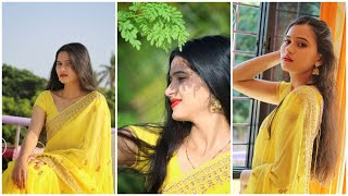 Poses For Girls In Saree Simple Stylish Photography Poses For Girls Must Watch Video