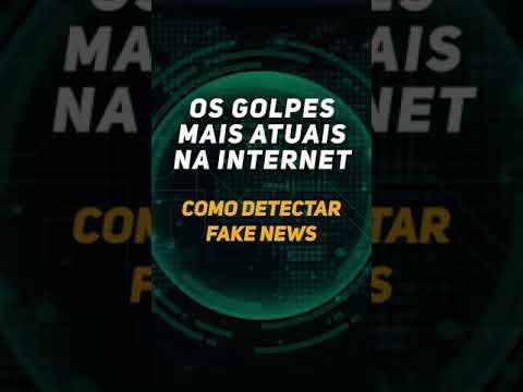 Como Detectar Fake News!