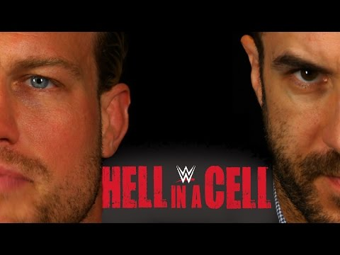 Witness intimate reflections as Dolph Ziggler and Cesaro approach Hell in a Cell