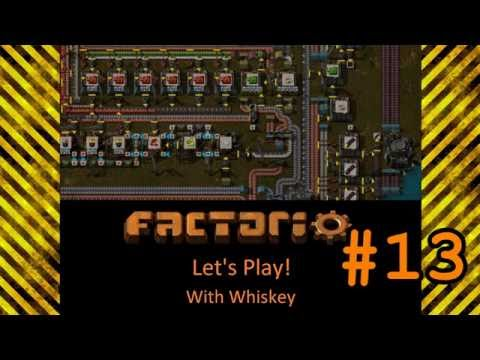 Factorio Lets Play #13 - Coal and Copper Fixed...... For Now