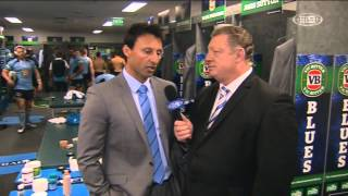 State Of Origin 2013, Laurie Daley
