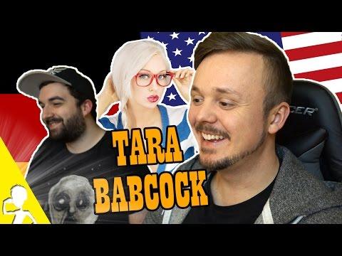 Germans React To Tara Babcock Speaking German 😘🎮 Get Germanized And VlogDave