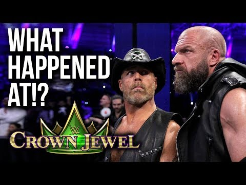 WHAT HAPPENED AT: WWE Crown Jewel