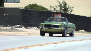 1968 Ford Mustang Emerald Custom Cruisin