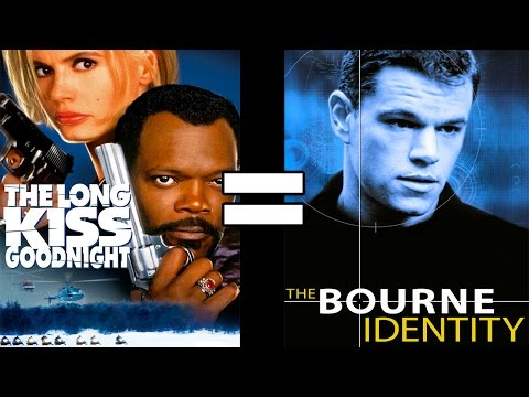 24 Reasons The Bourne Identity & The Long Kiss Goodnight Are The Same Movie