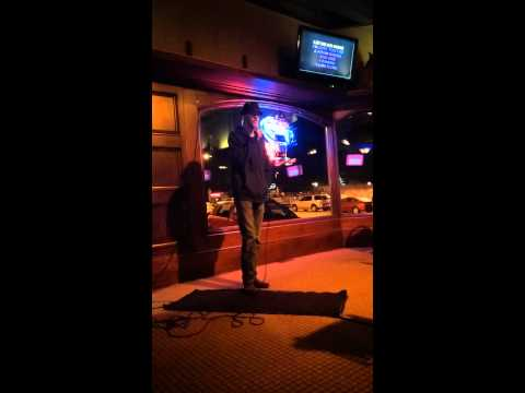Brent Pearson [karaoke] Home by Michael Buble