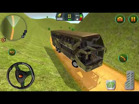 US Army Bus For Pc - Download For Windows 7,10 and Mac