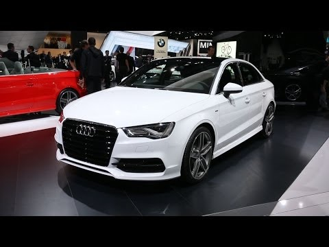 Audi A3/S3 at the Detroit Auto Show | Consumer Reports