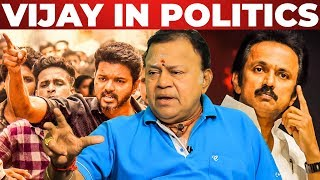 Thalapathy is Next CM | Radha Ravi Opens Up | MA