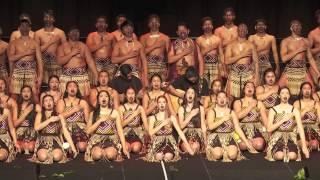 Te Maurea Whiritoi Kapa Haka Tainui Kapa Haka Festival 2015
